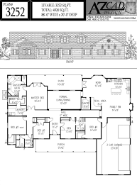 House Plans No Garage Garage Guest House Plans Haammss