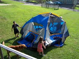 Camping In The Backyard Camping U2026 In The Backyard New And Improved U2026