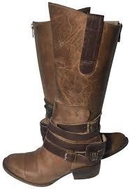 motorcycle booties freebird brown dakota leather riding motorcycle women s boots