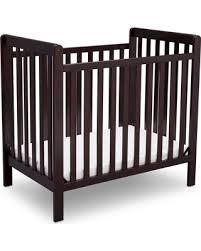 Delta Mini Crib Sale Delta Children Mini Crib Classic Chocolate