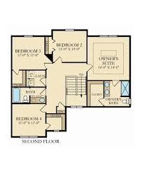 Vanderbilt Floor Plans Vanderbilt Plan At Regents Point In Apple Valley Minnesota By Lennar
