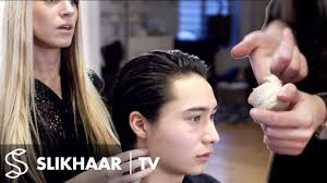 hairstyles medium length men medium long men u0027s hair sleek classic hairstyle for men youtube