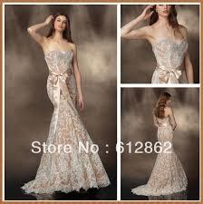 aliexpress com buy strapless sweetheart neckline mermaid lace