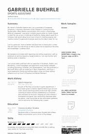 sports resume template sports resume format fresh sports resume template gfyork resume