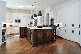 white kitchen cabinets with island how to make your boring all white kitchen look alive