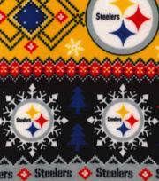 Nfl Curtains Pittsburgh Steelers Nfl Cotton Fabric Joann