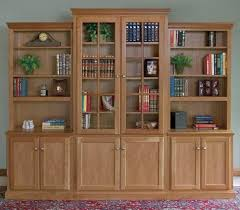 living room furniture tall white book shelf with double doors on