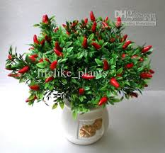 silk plants 2018 chili artificial silk plants trees artificial flowers for
