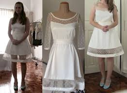 my wedding dresses ali s polka dot wedding dress bell bridal