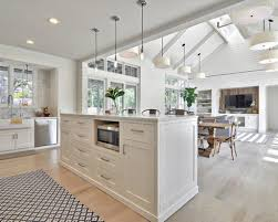 Houzz Kitchen Ideas by Open Living Room And Kitchen Designs Open Concept Living Room