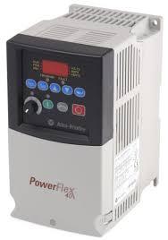22b d4p0n104 allen bradley powerflex 40 inverter drive 1 5 kw 3