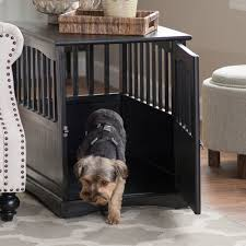 black friday dog crate newport pet crate end table hayneedle