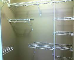 beautiful wire closet shelving design ideas gallery interior