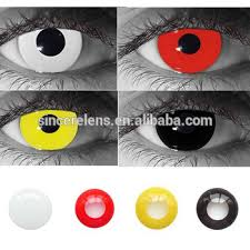 wholesale korea crazy circle lens colored contacts halloween