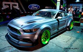ford rtr mustang 2015 ford mustang rtr spec 5 joins ready to rock custom fords