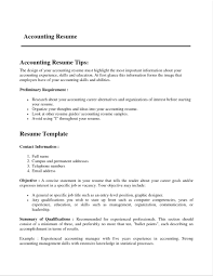 resume format for accountant documents template accounting resume template