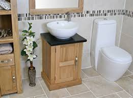 oak bathroom furniture vanity units cabinets u0026 more