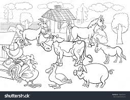 farm coloring pages nywestierescue com