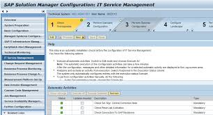Service Desk Change Management Configuration And Administration Of Itsm Sap It Service