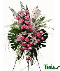 funeral spray thoughts and prayers funeral spray miami florist