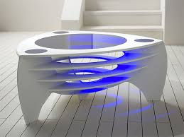 Ultra Modern Coffee Tables Modern Corian Coffee Tables By Stuart