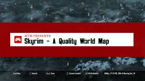 Solstheim Map Skyrim Mods A Quality World Map And Solstheim Map With Roads
