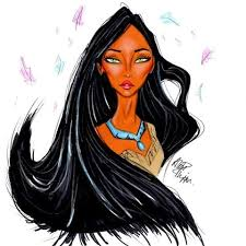25 pocahontas drawing ideas disney princess