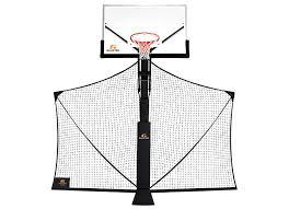 black friday basketball hoop amazon com goalrilla basketball yard guard sports u0026 outdoors