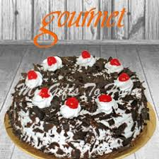 gourmet cakes black forest cake from gourmet bakery gifts to pakistan
