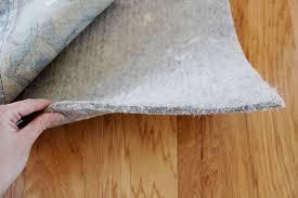 eco friendly rug pads with rug pad corner