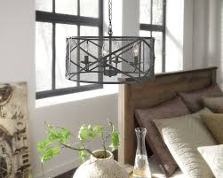Drum Pendant Laurel Foundry Modern Farmhouse Lexington 4 Light Drum Pendant
