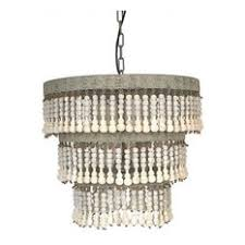 How To Decorate A Chandelier With Beads Amazing Bead Chandelier 27 For Home Decor Ideas With Bead Chandelier