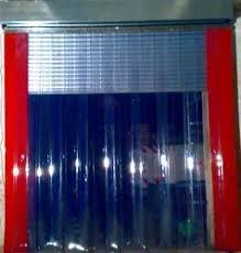 Strip Curtain Roll Pvc Strip Curtains In Ahmedabad Gujarat Manufacturers