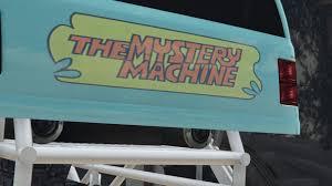 scooby doo monster truck video mystery machine