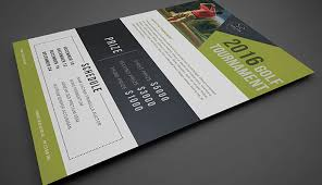 flyer property 15 free golf flyer templates psd and poster mockups