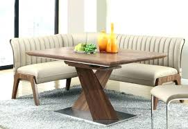 dining room tables with bench breakfast table with bench round dining table bench photo 1
