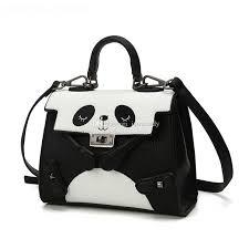 designer purses fashion bags small panda handbag designer handbags leather