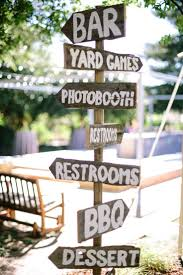best 25 wedding direction signs ideas on pinterest country