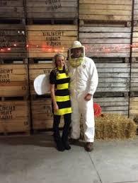 Beekeeper Halloween Costume Paula Deen Butter Couples Costume