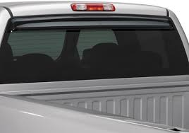 dodge ram rear window avs dodge ram sunflector rear window deflector autotrucktoys com