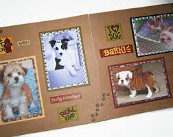 Pet Photo Albums Pet Scrapbook Album Cat Scrapbook Album Pet Memory Albums