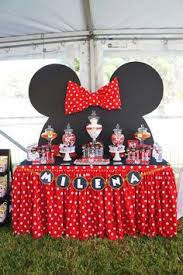 minnie mouse printable party invitation template for girls foto
