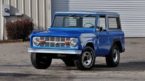 1974 ford bronco t182 kissimmee 2015