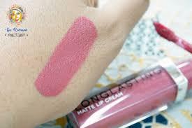 Lipstik Lt Pro Lip review lt pro lasting matte lip no 04 fiarevenian