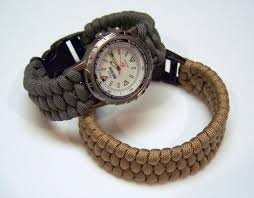 survival bracelet watches images Woven paracord bracelet watchband 7 steps with pictures jpg