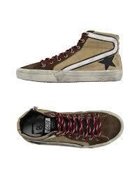 golden goose boots sale golden goose men footwear sneakers beige
