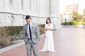 wedding photographers in utah salt lake temple look utah wedding photographers