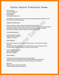 Surgical Tech Resume Objective Veterinary Assistant Resume Examples Veterinary Assistant Resume