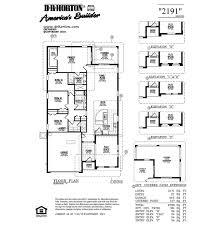 dr horton single story floor plans glenhurst 2191 harvest cove rockledge florida d r horton