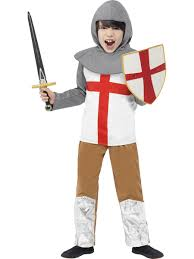 child horrible histories knight costume 25899 fancy dress ball